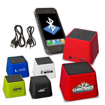 Mini Bluetooth Cube Speaker