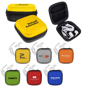Two-Tone Ear Bud Set