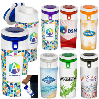 Full Color Water Bottle