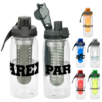 Locking 25 oz. Bottle with Infuser