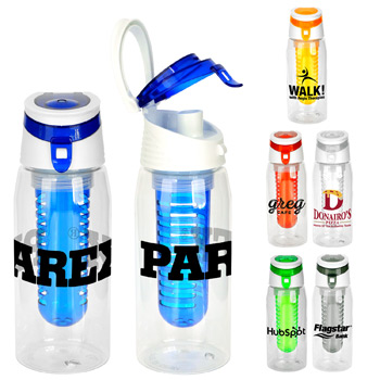 Trendy 25 oz. Bottle with Infuser