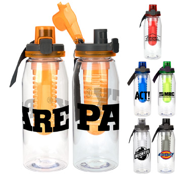 Locking 32 oz. Bottle with Infuser