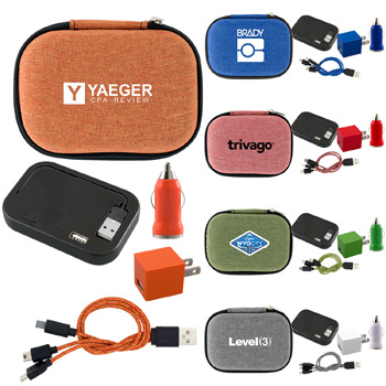 Ridge Fitted Techie Charging Set
