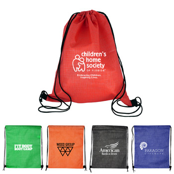 Strand Drawstring Backpack
