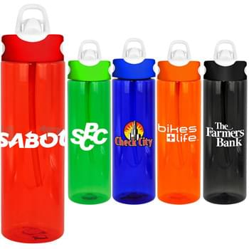 Two Tone 24 oz. Colorful Bottle