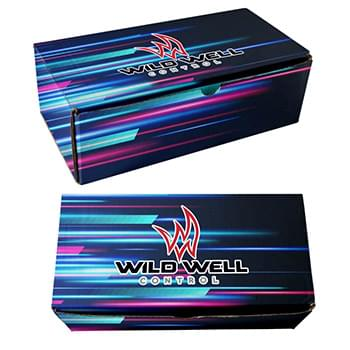 "Full Color 12"" x 6"" x 4"" Box"
