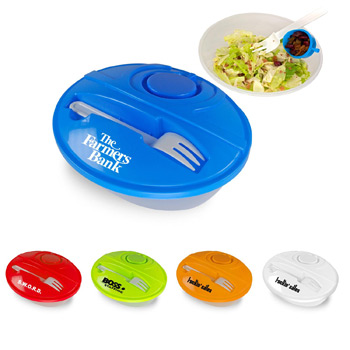 Custom Oval Lunch Container