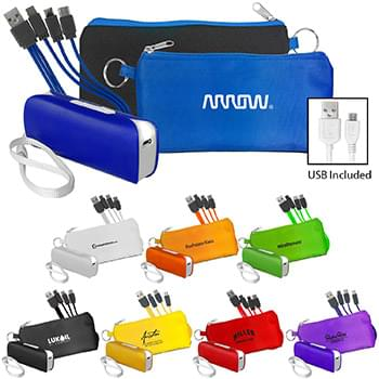 Power Bank & Cord Set