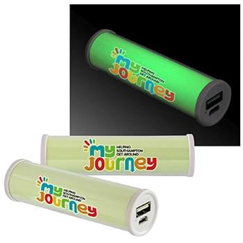 UL Glow in the Dark Power Bank