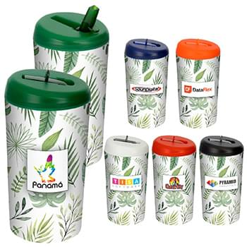 Leaf Full Color Pop Up Bottle
