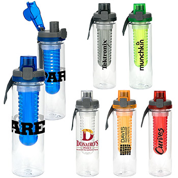 Locking 24 oz. Bottle with Infuser