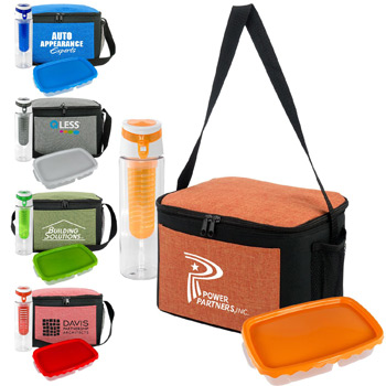 Trendy Ridge Curvy Lunch Kit
