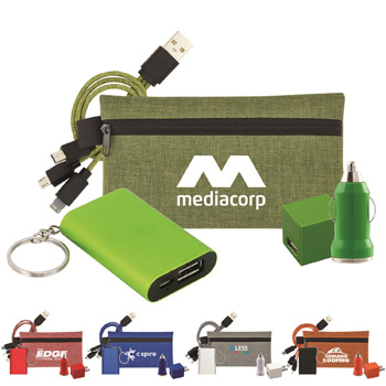 Large Ridge Keychain Power Bank Kit