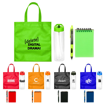 Gift Bag Meeting Set