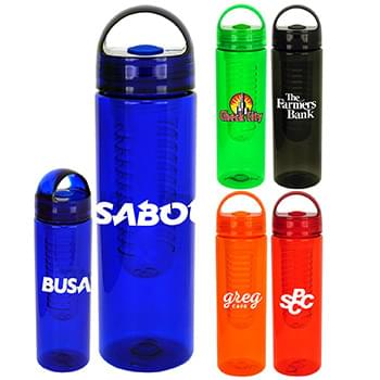 Arch 24 oz. Colorful Bottle with Infuser