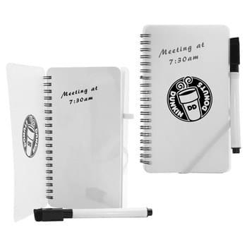 Dry Erase Notebook