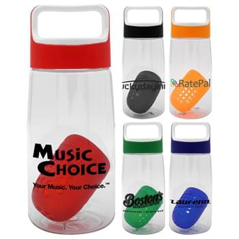 Boxy 18 oz. Bottle with Floating Infuser