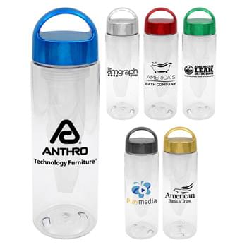 Metalliz Arch 24 oz. Bottle with Chiller