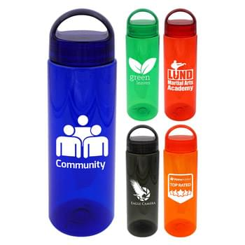 Arch 24 oz. Colorful Bottle with Chiller