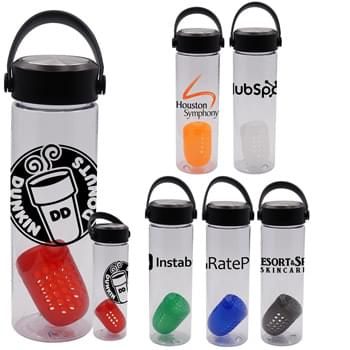 Handy 24 Oz. Bottle with Floating Infuser