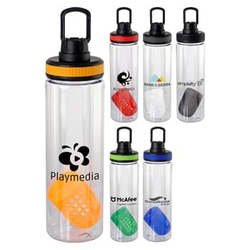 Band-It 24 Oz. Bottle with Floating Infuser