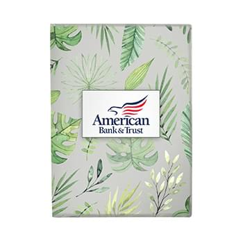5 X 7 CLEARLY LEAF NOTEBOOK