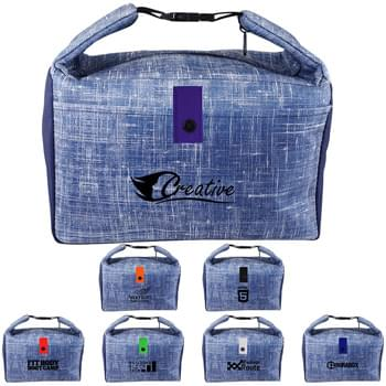 Blue Denim Lunch Cooler