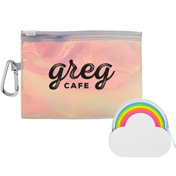 Rainbow Sticky Note Set