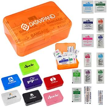 Colorful First Aid Box