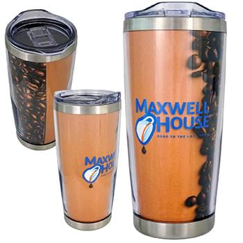 20 oz. Full Color Vacuum Tumbler