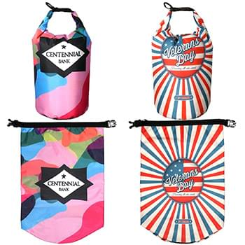 10L Full Color Voyager Dry Bag