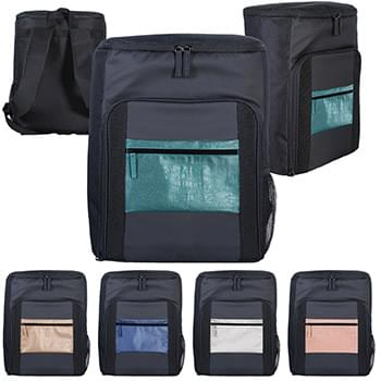 Pearlescent Pocket Cooler Backpack
