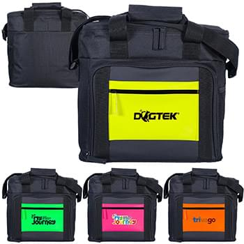 Neon Pocket Cooler Bag
