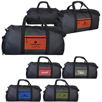 Ridge Pocket Duffle Bag