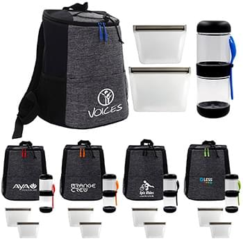 X Line Lunch and Snack Set