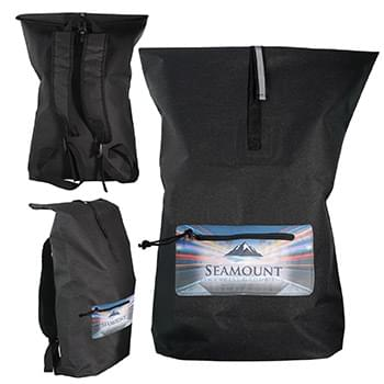 Double Strap Waterproof Backpack