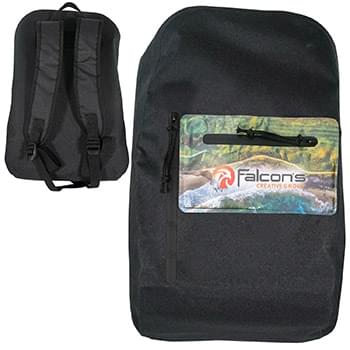 Waterproof Dual Pocket Backpack