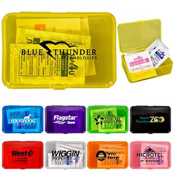 Colorful Sanitizing Box
