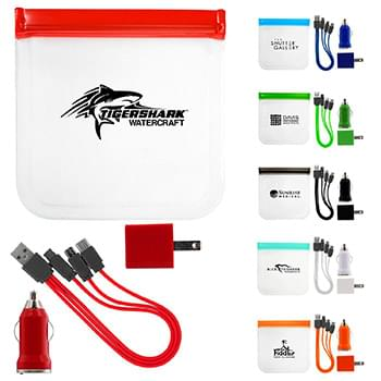 Storage Charging Techie Kit