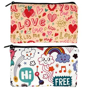 Full Color Accessory Pouch